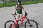 Andy new bike 2015