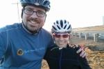 Scott & Loren ride