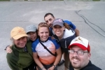 Hartmans creek Keith, Colleen, Niki, Grant, Anna & Scott