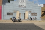 biker bar?