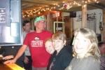 Pre gaming for Door County Century 2011Rick, Scot, Becky, Niki & Lisa