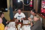 good conversation pre DCC 2011-Becky, Becky, Mark, Rick & Lisa
