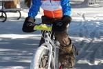 Niki and a little winter foot fluff-Shelltrack