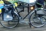 Travis' sweet touring bike