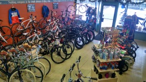 Bike showroom photo dec 2014 2