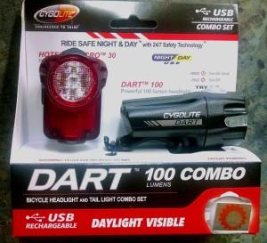Dart lightset