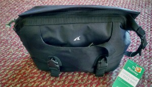 Detour trunk bag