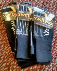 Swiftwick armwarmers